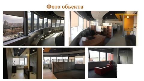 Продам арендный бизнес. офис в БЦ Суворов. 12 этаж - Фото 2