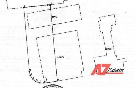 Земельный участок 0,63 га с гпзу, м. Нагатинская, Варшавское ш, д 38а - Фото 4