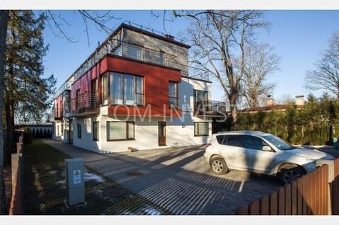 2-комнатная квартира с камином и террасой в Юрмале - Фото 2