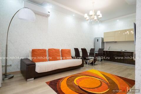 Vip апартаменты посуточно hi-tech home . Сочи, Курортный пр. 92 - Фото 2