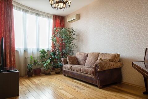 4-х ком. квартира - 125 кв. м - м.Полежаевская, Карамышевская нб, 56к1 - Фото 3