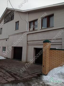 Минское ш. 30 км от МКАД, Петровское, Коттедж 300 кв. м - Фото 1