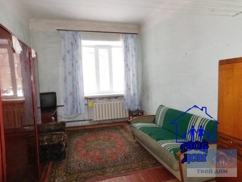 Продам комнату 18 кв.м, доля в 3-к квартире, Новосибирск, Ползунова, 3 - Фото 1