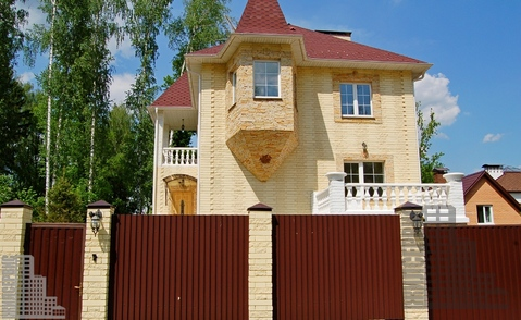 Коттедж 420м в охраняемом поселке в 5 км от Москвы, все коммуникации - Фото 3
