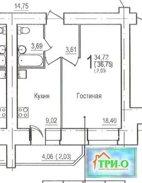 Готовая квартира в новом доме - Фото 5