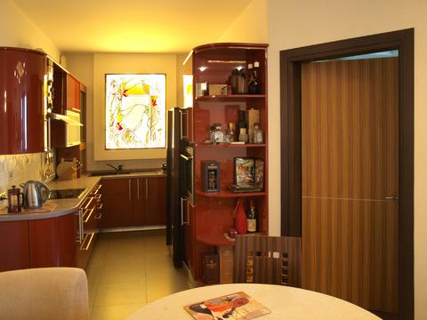 Продается квартира в клубном доме с панорамным видом на Москву - Фото 4