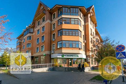 3к квартира 77 кв.м. Звенигород, ул. Комарова 17, самый центр - Фото 2