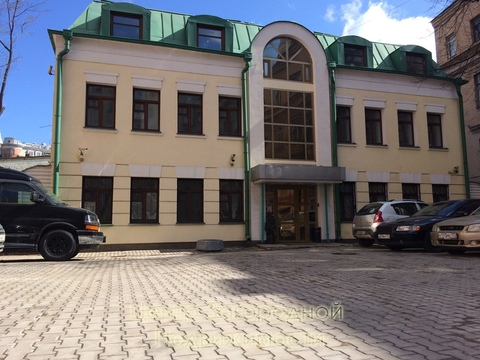 Отдельно стоящее здание, особняк, Курская, 491 кв.м, класс B+. . - Фото 1