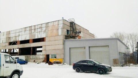 Цех, склад. гараж, бокс для грузовых 430 кв.м. теплый - Фото 5