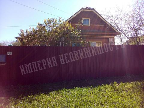 Дом, 45 кв.м, деревянный, участок 5 сот. - Фото 1