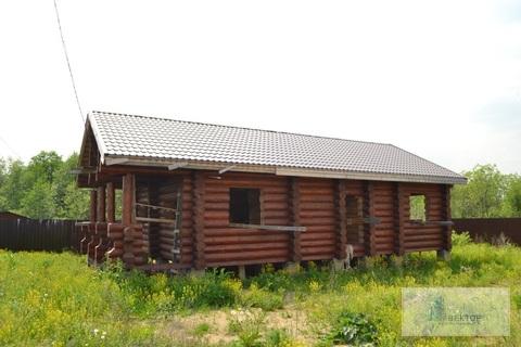 Продается дачный дом из бревна ручной рубки - Фото 3