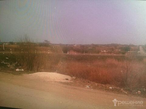 Продается земельный участок, с. Краснореченское, Объездная на Заимку - Фото 4