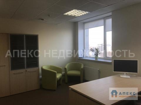 Аренда офиса 61 м2 м. Новые Черемушки в бизнес-центре класса В в . - Фото 5