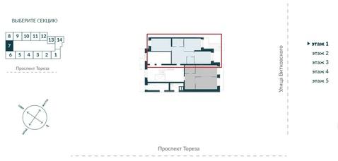 Продается двухкомнатная квартира в ЖК Сосновка - Фото 2