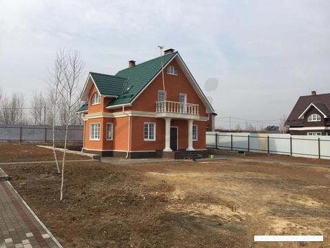 Продается дом, Алексеевка д, 12.5 сот - Фото 1