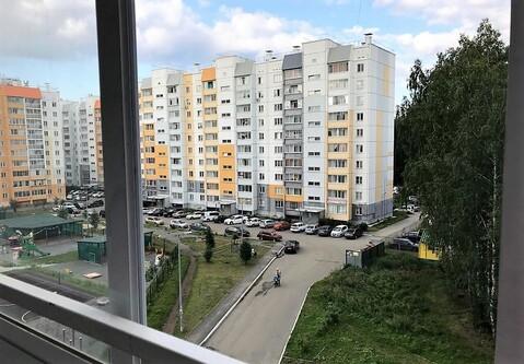 Студия, 24.5 м, 5/10 эт. Краснопольский проспект, 1д - Фото 4