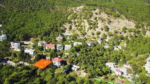 Продажа ровного земельного участка в элитном пригороде Ялты - Фото 1