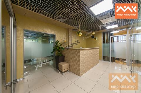 Офис с дизайнерским ремонтом и мебелью - Фото 4