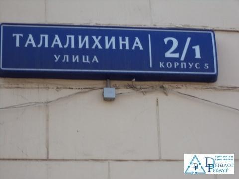 2-комнатная квартира в пешей доступности от м. Пролетарская - Фото 3