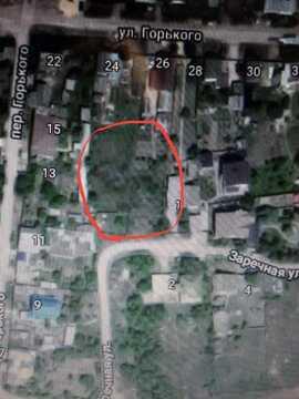 Продажа участка, Городище, Городищенский район, Ул. Заречная - Фото 1