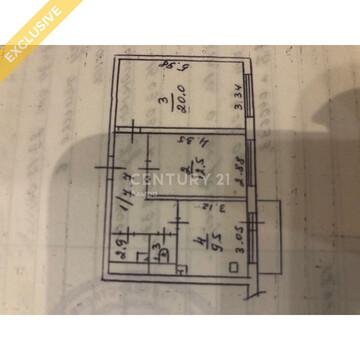 Продажа 2-к на 3/5 этаже в г. Костомукша, ул. Горняков, д. 6 - Фото 2