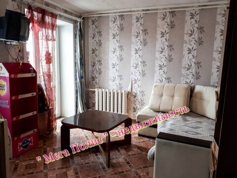 Сдается комната 13 кв.м. с балконом в общежитии ул. Курчатова 35 - Фото 1