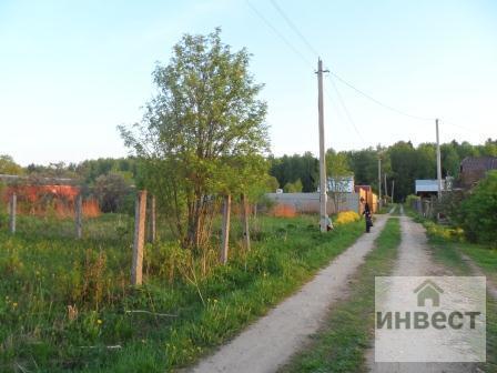Продается земельный участок 6 соток 6-ая улица СНТ Горки - Фото 1