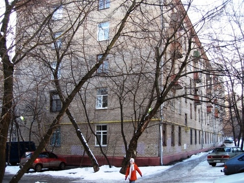 Продажа квартиры, м. Войковская, Ул. Клары Цеткин - Фото 3