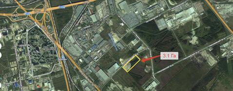 Участок промишленного назначения 3.1 Га. в пром зоне Шушары - Фото 3