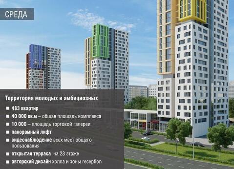 """Помещения под офис! ск """"Новый центр"""" , самый центр Перми - Фото 1"""