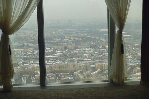 Сдается офис (апартаменты) 224 кв.м. на 67 этаже башни «Москва» . - Фото 4