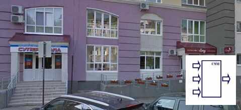 Уфа. Офисное помещение в аренду ул.Гоголя,63-1, площадь 158 кв.м - Фото 1