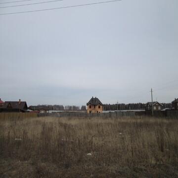 Земельный участок 30 соток, Дмитровский район, д. Благовещенское. - Фото 1