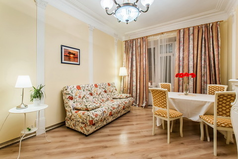 2 комнатная квартира на Тверской - Фото 2