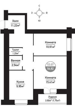 Продажа квартиры, Пенза, Терновского 4-й проезд - Фото 4