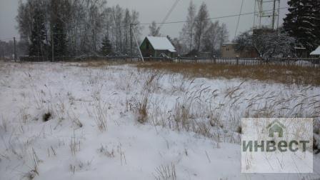 Продается земельный участок 10 соток, п.Дорохово ул.Пионерская - Фото 4