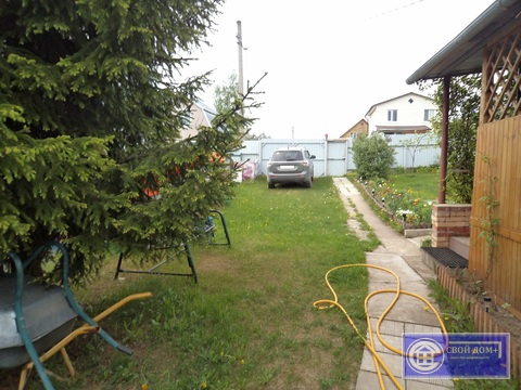 Дачный дом с баней СНТ Луч (вблизи п.Сычево) - Фото 4