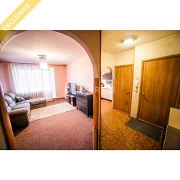 Продается 3-х комнатная квартира на улице Шолмова - Фото 1