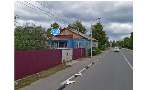 Часть жилого дома со всеми коммуникациями в центре г. Руза, - Фото 1