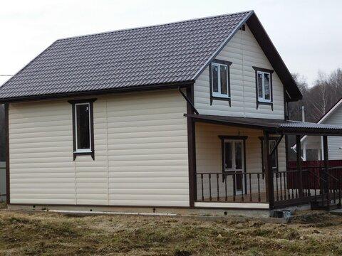Дача дом в Боровском районе Калужской области возле леса - Фото 2