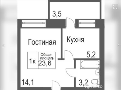 Продам однокомнатную квартиру в кирпичном доме на ммс - Фото 2