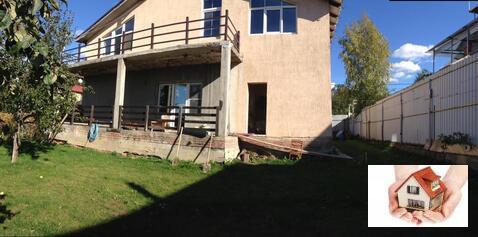 Продам коттедж 300кв.м на уч. 6 соток. Каширское шоссе, 2 км от МКАД - Фото 1