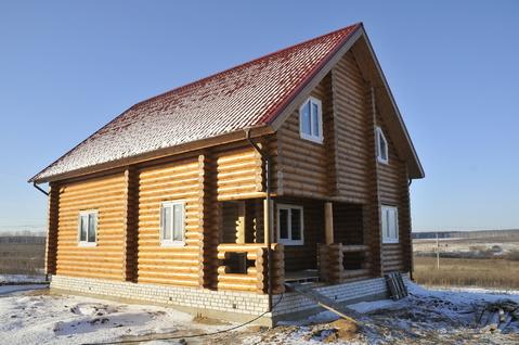 Двухэтажный дом, площадью 133 кв.м. - Фото 2