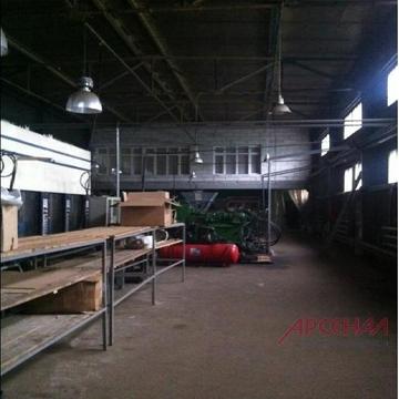 Здание склада на Алексеевской - Фото 5
