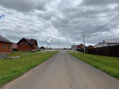 Продажа участка, Шудья, Завьяловский район, Ключевая ул - Фото 3