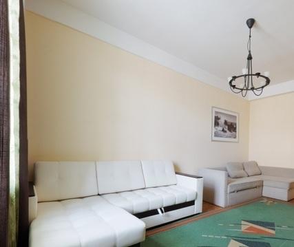 Сдается 2х комнатная квартира в теплом доме на длительный срок - Фото 2