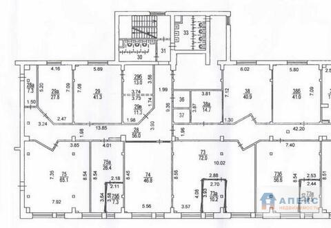 Аренда помещения 635 м2 под офис, м. Савеловская в бизнес-центре . - Фото 2