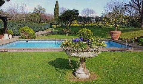 Продается эксклюзивная вилла в Риме, Италия - Фото 2