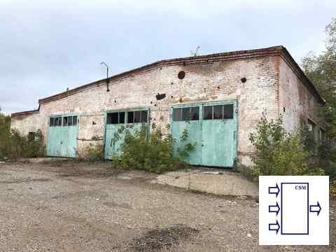 Кумертау. Производственн помещение в аренду ул.Бабаевская, пл.535 кв.м - Фото 1