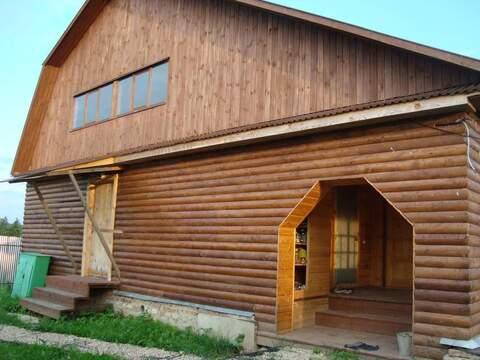 Продается: дом 170 м2 на участке 15 сот. - Фото 2